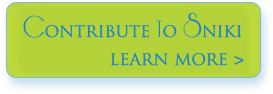 Learn how to contribute to sniki wiki click here button
